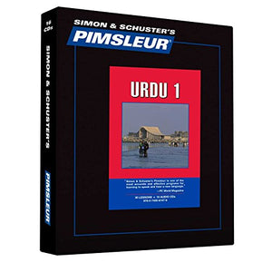 Pimsleur Urdu Level 1 CD: Learn to Speak and Understand Urdu with Pimsleur Language Programs (Comprehensive)