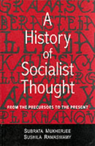 A History of Socialist Thought