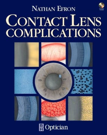 Contact Lens Complications with CD-ROM, 1e