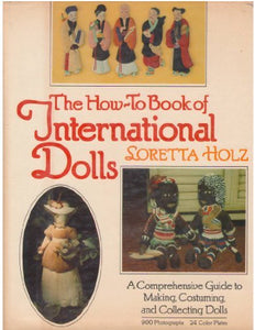 The How-To Book of International DOLLS