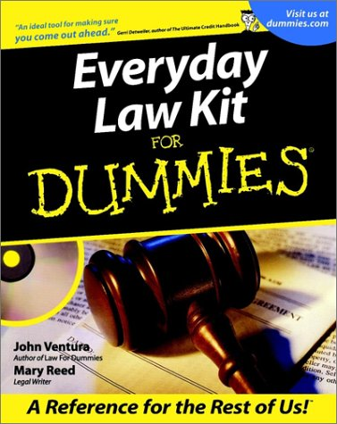 Everyday Law Kit For Dummies?