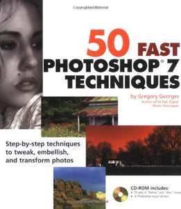 50 Fast Photoshop 7 Techniques