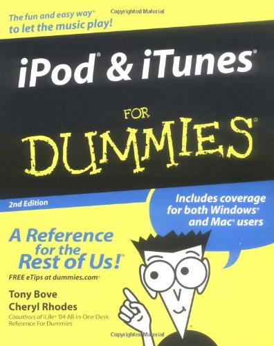 iPod and?iTunes For Dummies (For Dummies (Computers))