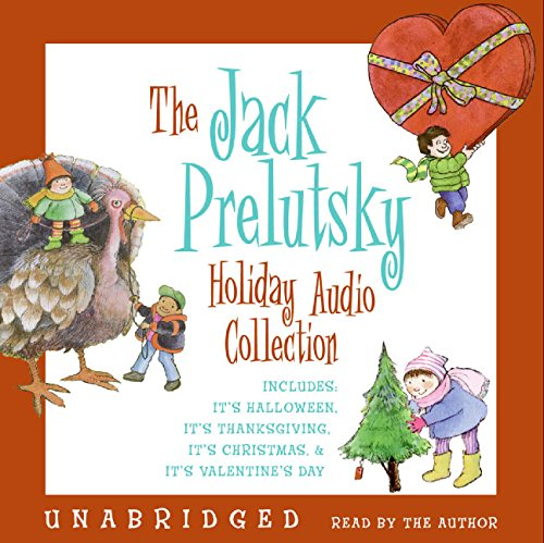 The Jack Prelutsky Holiday CD Audio Collection