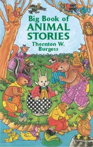 Big Book of Animal Stories (Dover Children's Classics)