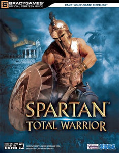 Spartan(tm): Total Warrior Official Strategy Guide (Official Strategy Guides (Bradygames))