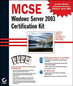 MCSE WindowsServer 2003 Certification Kit