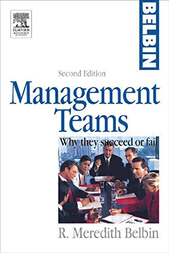 Management Teams, Second Edition