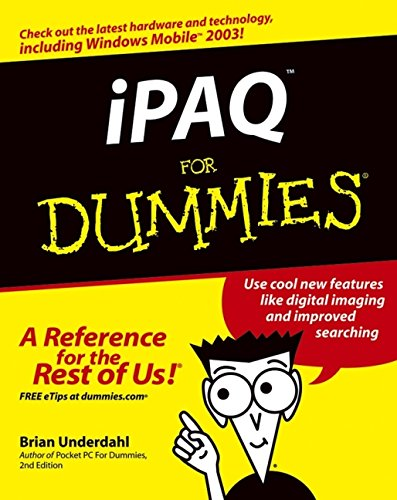 iPAQ For Dummies (For Dummies (Computers))