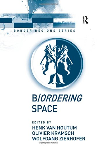 B/ordering Space (Border Regions Series)