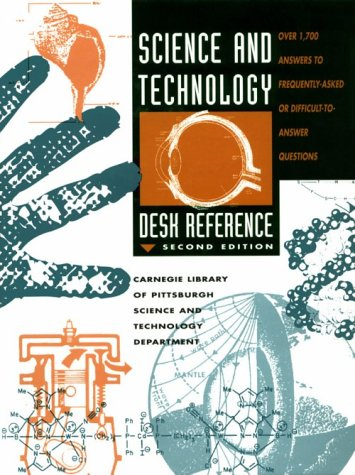 Science & Technology Desk Reference 2 (Science and Technology Desk Reference)
