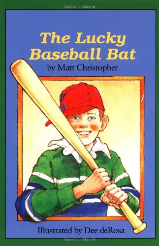 The Lucky Baseball Bat (Springboard Books)