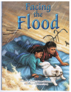 Steck-Vaughn Pair-It Books Proficiency Stage 5: Leveled Reader Facing the Flood, Story Book