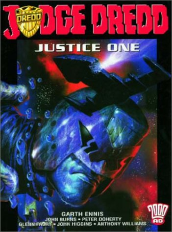 Judge Dredd: Justice One (2000Ad Presents)