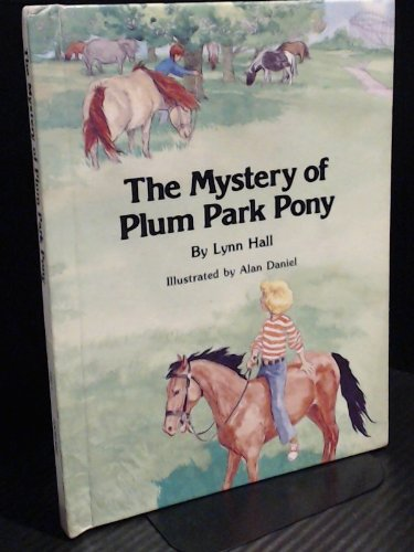 The Mystery of Plum Park Pony (Garrard Mystery Book)