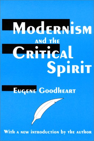 Modernism and the Critical Spirit