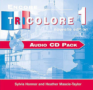 Encore Tricolore Nouvelle 1 Audio CD Pack (6)