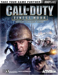 Call of Duty(tm): Finest Hour Official Strategy Guide (Official Strategy Guides)