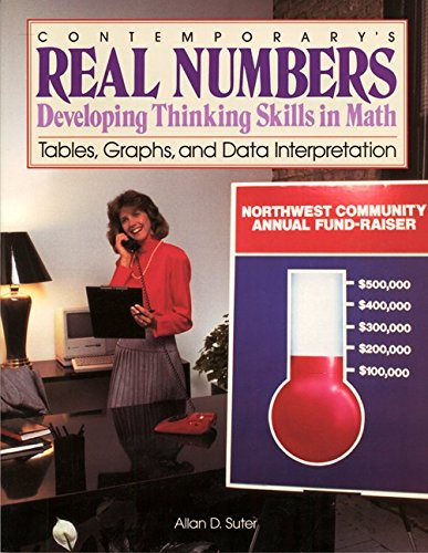 Real Numbers: Tables, Graphs, Data Interpretation