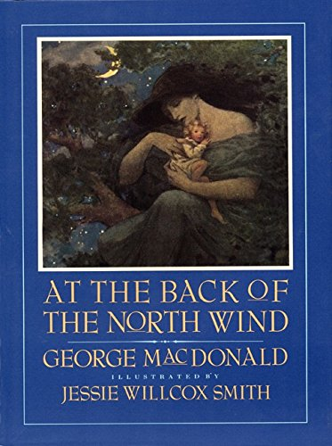 At The Back Of The North Wind (Books Of Wonder)