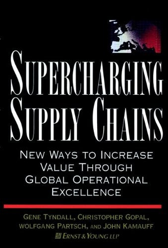 Supercharging Supply Chains: New Ways To Increase Value Through Global Operational Excellence