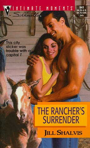 Rancher'S Surrender (Heirs To The Triple M/Way Out West) (Silhouette Intimate Moments)