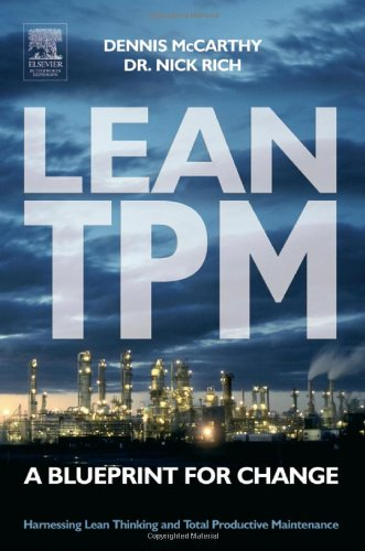 Lean TPM: A Blueprint for Change (Tudor Business Publishing S)
