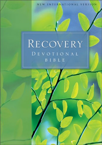 Recovery Devotional Bible, Paperback