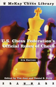 United States Chess Federation's Official Rules of Chess, Fifth Edition