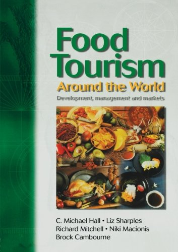Food Tourism Around The World (New Canadian Library)