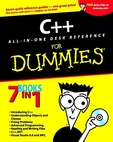 C++ All-in-One Desk Reference For Dummies (For Dummies (Computers))