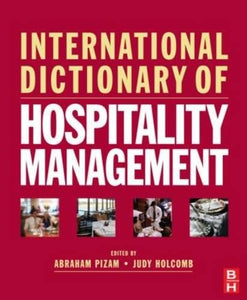 International Dictionary of Hospitality Management