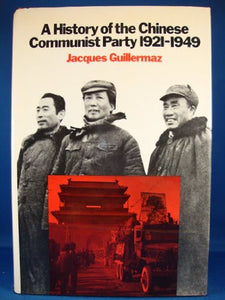 History of the Chinese Communist Party 1921-1949