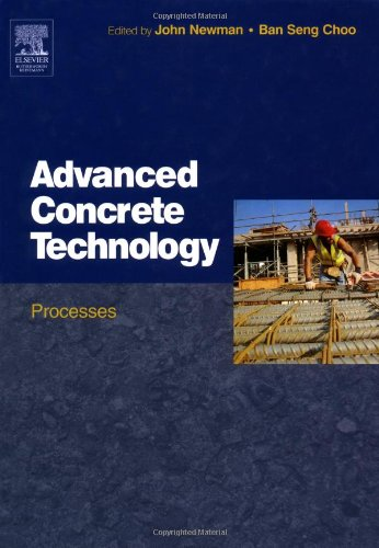 Advanced Concrete Technology 3: Processes