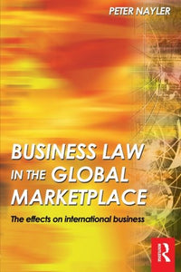 Business Law in the Global Marketplace