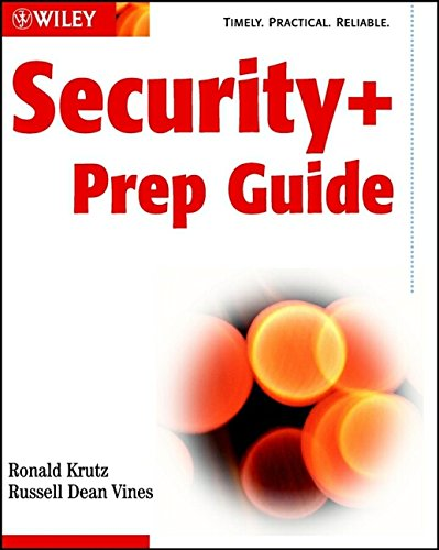 Security+ Prep Guide