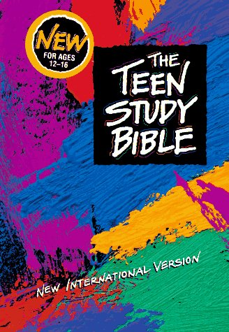 The Teen Study Bible: New International Version