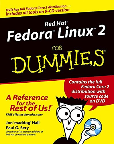 Red Hat?Fedora?Linux?2 For Dummies (For Dummies (Computers))