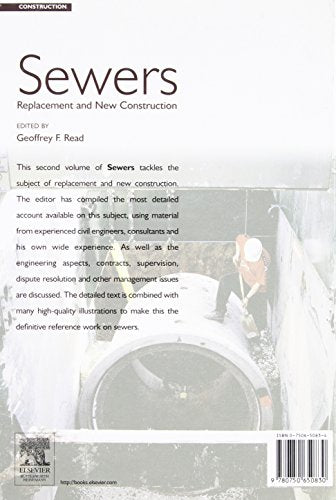 Sewers: Replacement and New Construction(Vol 2)
