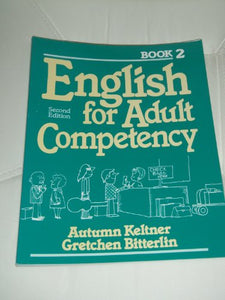 English for Adult Competency Book 2