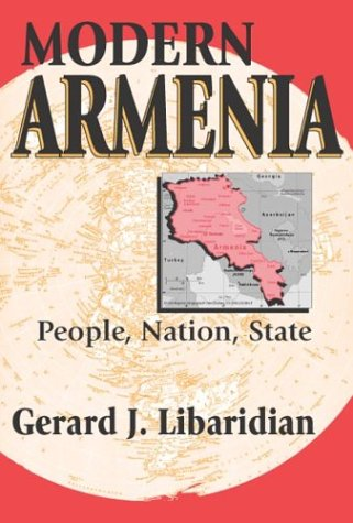 Modern Armenia: People, Nation, State