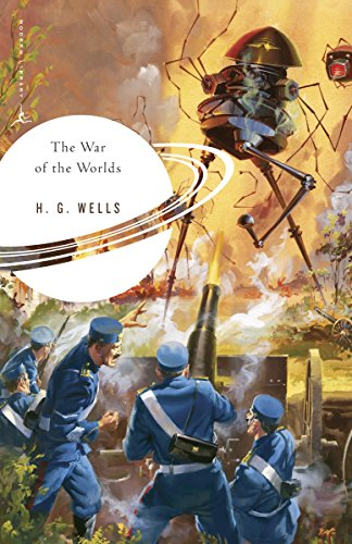 The War Of The Worlds (Modern Library Classics)