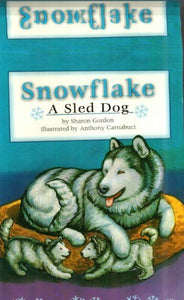 COMPREHENSION POWER READERS SNOWFLAKE: A SLED DOG GRADE 3 SINGLE 2004C
