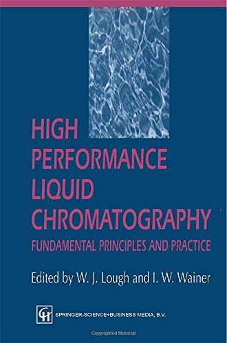 High Performance Liquid Chromatography: Fundamental Principles and Practice