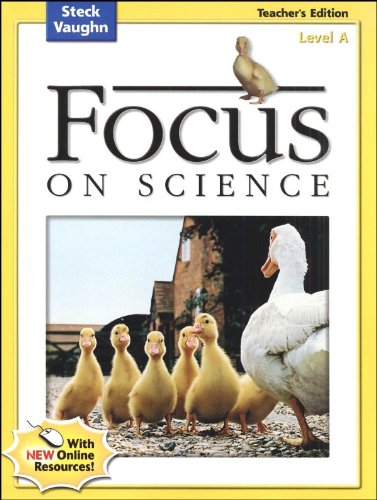 Focus on Science: Teacher's Guide Grade 1 - Level A 2004