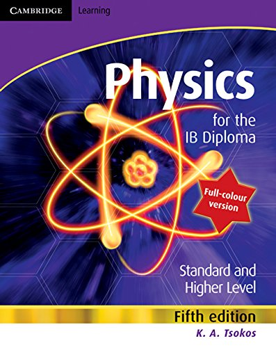 Physics For The Ib Diploma Full Colour