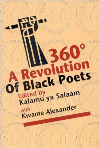 360 Degrees a Revolution of Black Poets