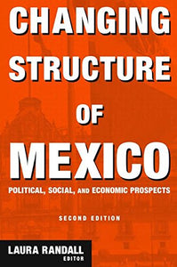 Changing Structure of Mexico: Political, Social and Economic Prospects (Columbia University Seminar)