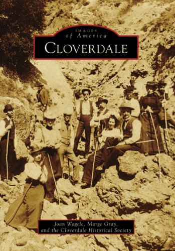 Cloverdale (Images of America: California)