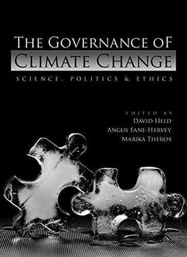 The Governance of Climate Change